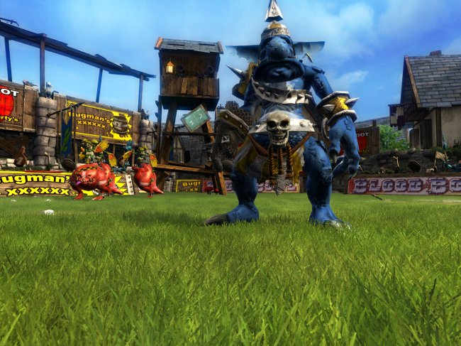 Blood Bowl Xbox 360 screenshots