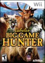 Cabela's Big Game Hunter Boxart