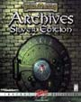 Forgotten Realms Archives II: Silver Edition Boxart