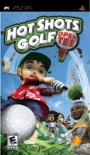 Hot Shots Golf Open Tee Boxart
