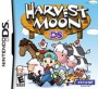 Harvest Moon DS - NDS Boxart