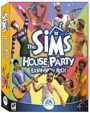 The Sims House Party Expansion Pack Boxart