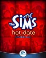 The Sims Hot Date Expansion Pack Boxart