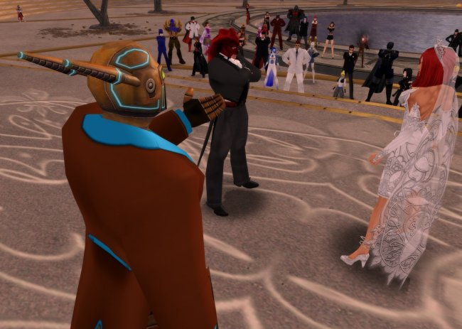 City of Heroes PC screenshots