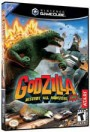 Godzilla(R): Destroy All Monsters Melee - GC Boxart