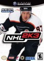 Sega Sports(tm) NHL Boxart