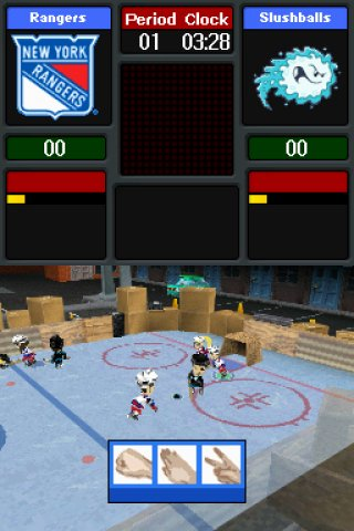 backyard hockey nds preview
