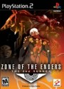 Zone of the Enders: The 2nd Runner Boxart
