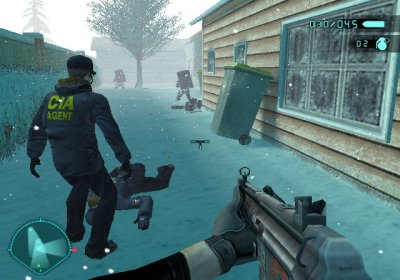 best ps2 multiplayer shooting games
