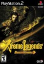 Dynasty Warriors 3 Xtreme Legends Boxart