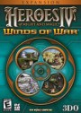 Heroes of Might and Magic IV: Winds of War Expansion Pack Boxart