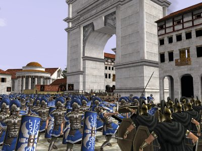 Screen Shot for Rome: Total War