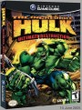 The Incredible Hulk: Ultimate Destruction - GC Boxart