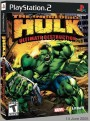 The Incredible Hulk: Ultimate Destruction Boxart