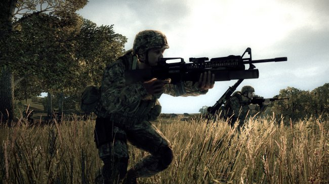Operation Flashpoint 2: Dragon Rising Screenshot