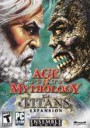 Age of Mythology The Titans Boxart