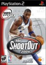 NBA ShootOut 2004 Boxart