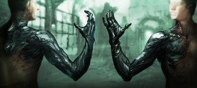 Dark Sector screenshots