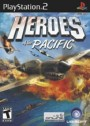Heroes of the Pacific Boxart