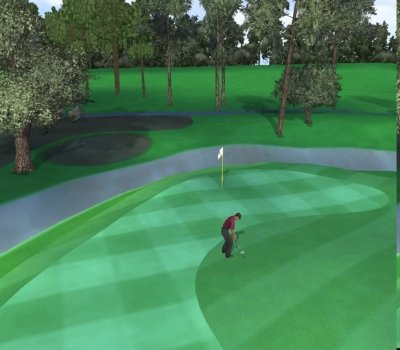 Screen Shot for Tiger Woods PGA TOUR® 2005