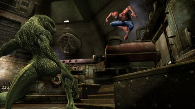Spider-Man 3 PlayStation 3 screenshots