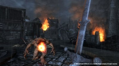 The Elder Scrolls IV: Oblivion Xbox 360 screenshots