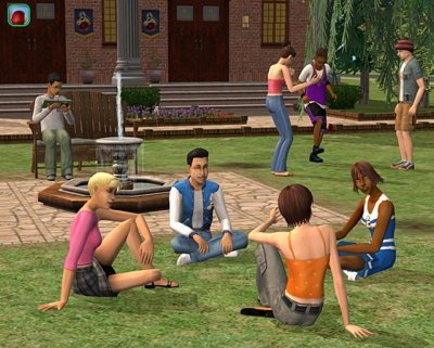 The Sims 2 University Pc Review