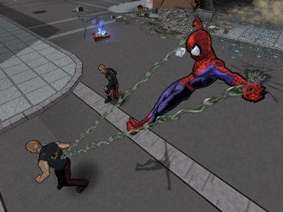 Pc ultimate spider-man savegame game save download file.