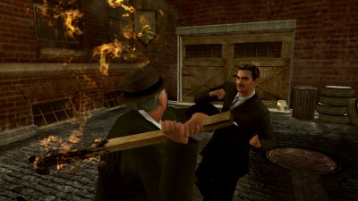 The Godfather Xbox 360 screenshots
