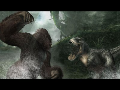 Peter Jackson's King Kong Xbox 360 screenshots
