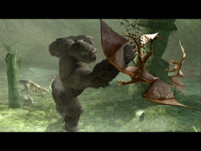 Peter Jackson's King Kong Xbox screenshots