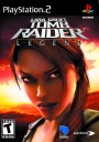 Lara Croft Tomb Raider: Legend Boxart