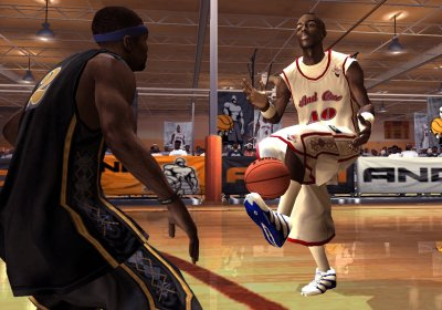 AND 1® Streetball Xbox screenshots