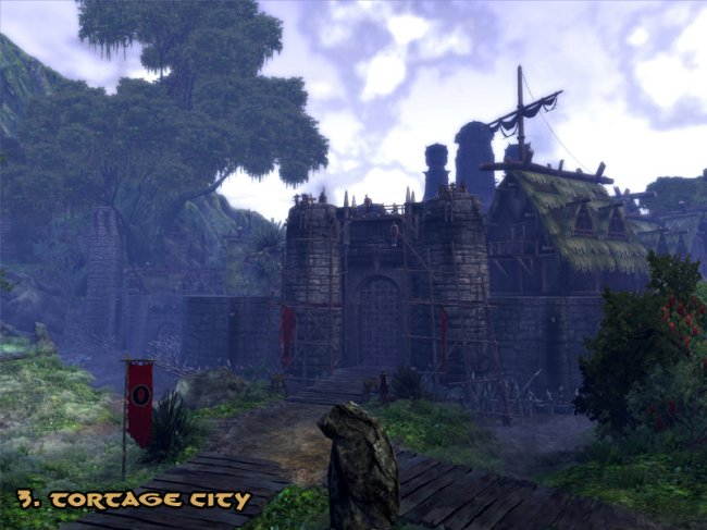 Age of Conan - Hyborian Adventures PC screenshots