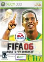 FIFA Soccer 06 Road to 2006 FIFA World Cup Boxart