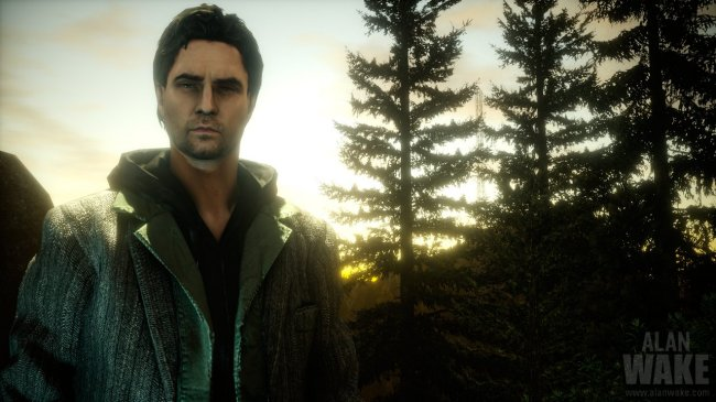 Alan Wake A Psychological Action Thriller Xbox 360 screenshots