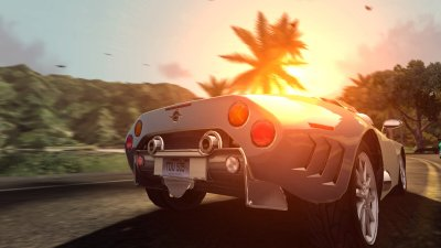 Test Drive Unlimited Xbox 360 screenshots