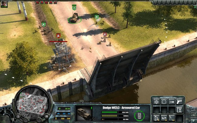 Codename Panzers: Cold War PC screenshots