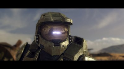 Halo 3 Xbox 360 screenshots