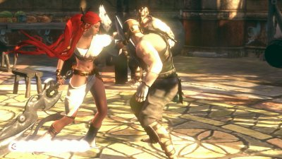 Heavenly Sword PlayStation 3 screenshots