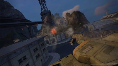Warhawk PlayStation 3 screenshots