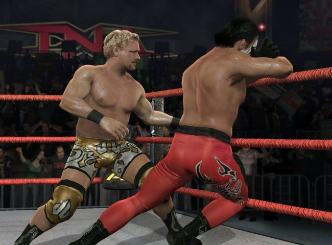 Screens Zimmer 8 angezeig: tna impact the game
