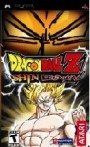 Dragon Ball Z: Shin Budokai Boxart