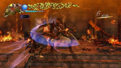 Genji: Days of the Blade PlayStation 3 screenshots