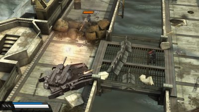 Killzone: Liberation PSP screenshots