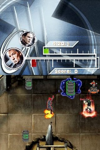 X-Men: The Official Game screenshots