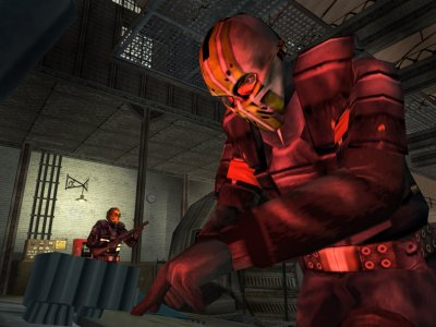 Urban Chaos: Riot Response PS2 screenshots