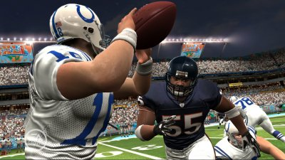 Madden NFL 07 PlayStation 3 screenshots