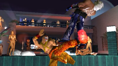 Tekken: Dark Resurrection PSP screenshots