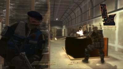 Tom Clancy's Rainbow Six: Vegas Xbox 360 screenshots